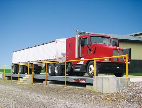 25.1 truck scale